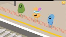 Train minigame