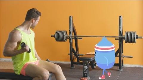 Dumb Ways to Die 2 - Weight Training
