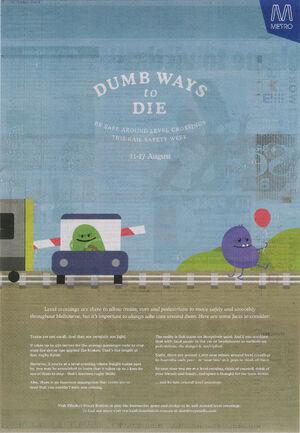 DumbWaysToDie RailSafetyWeek Monday1114 25pc