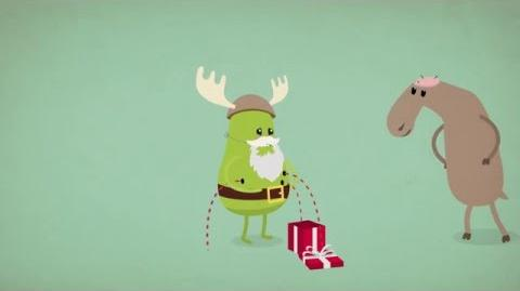 Dumb Ways Christmas Countdown ONE WEEK