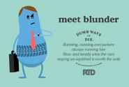 Meet blunder