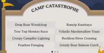 DwtD2 Camp Catastrophe