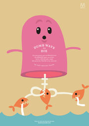 Metro dumb ways to die piranha