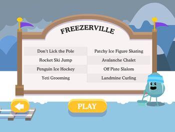 DWTD2 FreezervilleList