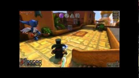The Moraggo Desert Town Nightmare mode part 1