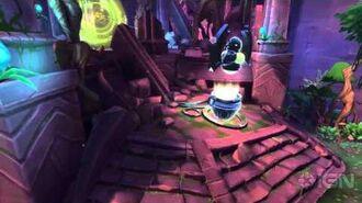 Dungeon Defenders 2 - Forgotten Ruins Tour