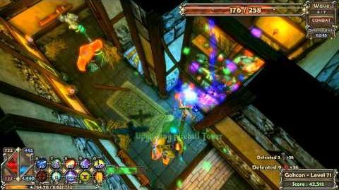 Dungeon Defenders Insane Level Guide - Apprentice - Servants Quarters TTTT