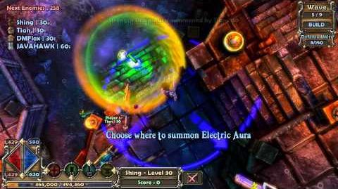 Dungeon Defenders Monk Trailer