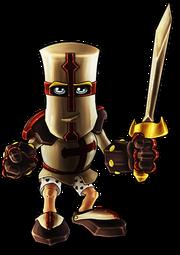 Hero-squire