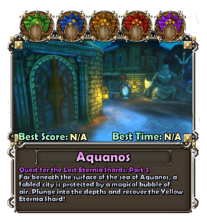 Aquanoscard