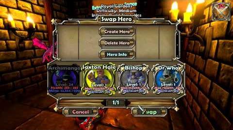 Dungeon Defenders Second Secret Room Tavernkeep Imposter!