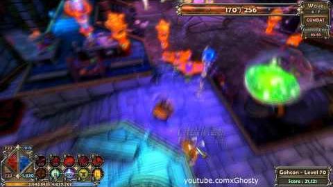 Dungeon Defenders Insane Level Guide - Apprentice - Alchemical Laboratory TTTT