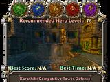 Karathiki Competitive Tower Defense