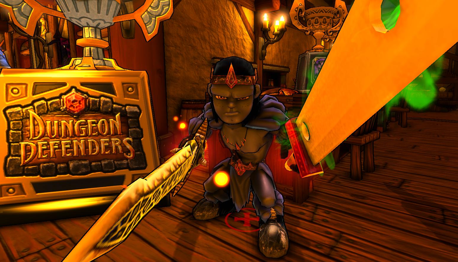 dungeon defenders barbarian dlc