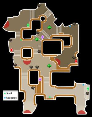Aquanos NPC Locations