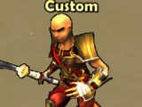 Super Legendary Monk Costume