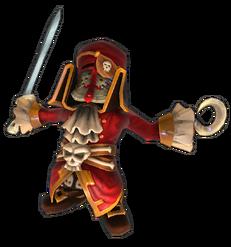Piratepose