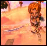 Cupidette Costume