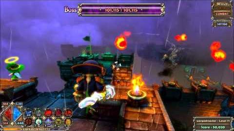 DD - Ancient Dragon boss