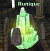 Crystal Runic
