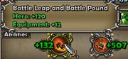 Battle Pound Leap