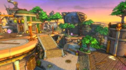 Dungeon Defenders Quest for the Lost Eternia Shards Announcement Trailer