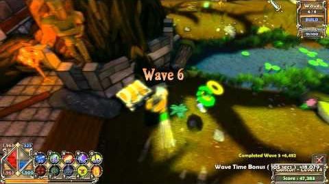 Dungeon Defenders Insane Level Guide - Apprentice - Hall of Court TTTT