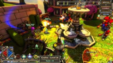 Dungeon Defenders - Playstation 3 Announcement Trailer