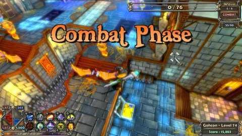 Dungeon Defenders Insane Level Guide - Apprentice - Castle Armory TTTT