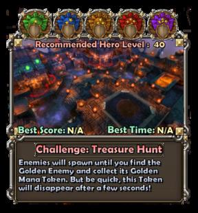 Treasurehuntcard