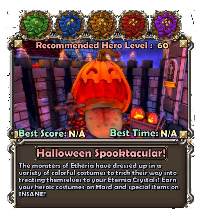 Halloween Spooktacular! | Dungeon Defenders Wiki | FANDOM powered ...