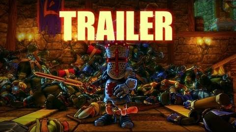 Dungeon Defenders Official Squire Trailer