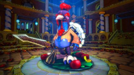 Squire Turkey