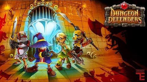Dungeon Defenders - opening scene