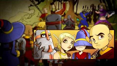 Dungeon Defenders Intro Cinematic 1080P