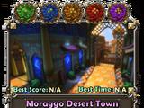 Moraggo Desert Town