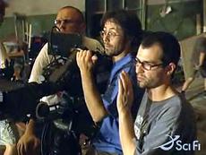 Greg Yaitanes filming
