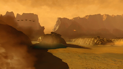 Sandworms battle 2000