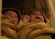 Baby twins 2003