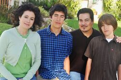 Sean Young family