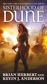 Sisterhood of Dune 2012 1st ed