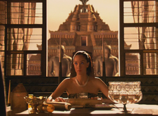 Alia and her temple 2003