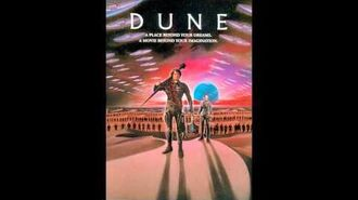 Dune Soundtrack - Sandworm chase