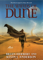 Winds of Dune cover 2009