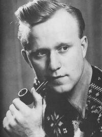Frank Herbert 1945