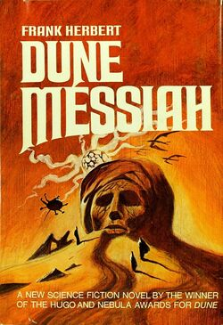Dune Messiah cover 1969