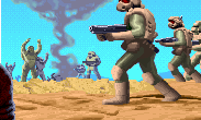 Dune II - DOS - Harkonnen Wins-1