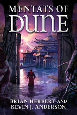 Mentats of Dune cover 2014.1500