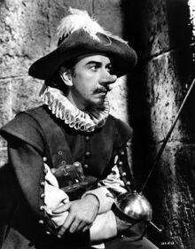 Jose Ferrer as Cyrano