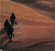Dune+(1984+Putnam+hardback,+front+cover)-1